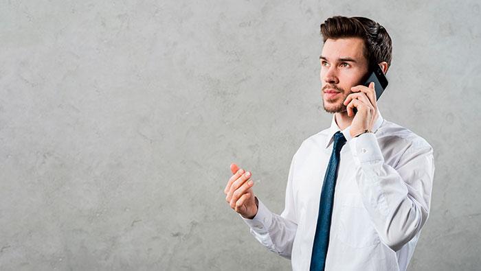 Cómo responder de forma correcta a esa llamada tan esperada…